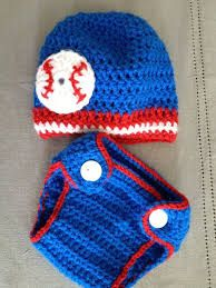 Image result for crochet blue jays hat