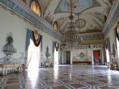 Ceiling at Capodimonte Museum, Naples _BM