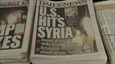 Acompanhe as notícias sobre a guerra na Síria.
