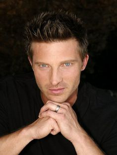 Is General Hospital Alum Steve Burton Heading to The Young and the Restless? Liked him so much better on GH! Steve Burton, Soap Opera Stars, Soap Stars, Bold And The Beautiful, Gorgeous Men, Beautiful People, Beautiful Pictures, Celebrity Crush, Celebrity News