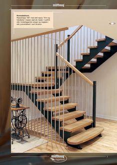 trapp med underliggende vanger – Google Søk Stairs, Google, Home Decor, Stairway, Decoration Home, Room Decor, Staircases, Home Interior Design, Ladders