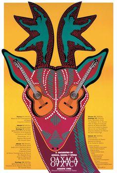 mexican graphic design by rafael lopez