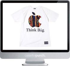 【 ROCK SMITH / ロックスミス 】 Think BIG Tee (シンクBIG Tシャツ) / ホワイト 【あす楽対応_東北】【あす楽対応_関東】 (ROCKSMITH ロックスミス) (Tシャツ ビギー ノートリアス)【楽天市場】