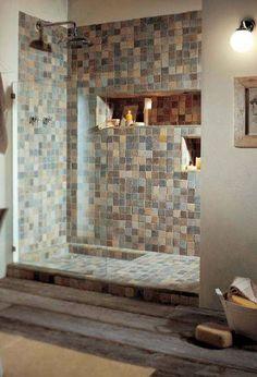 Walk in shower design: Καθημερινή spa εμπειρία   Jenny.gr