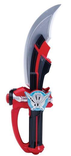 Power Rangers Sword Super Mega Force Ranger Battle Gear Action Figure Brand New
