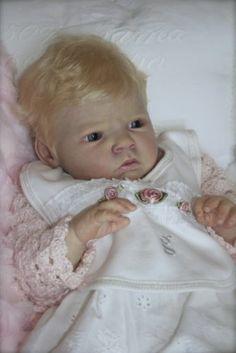 Cheza Baby Reborn baby girl Sabrina Reva Schick IIORA | eBay