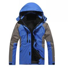 High quality Men women clothing outdoor sports Windbreaker outerwear Mountain climbing jacket waterproof hiking man raincoat   Tag a friend who would love this!   FREE Shipping Worldwide   Get it here ---> http://extraoutdoor.com/products/high-quality-men-women-clothing-outdoor-sports-windbreaker-outerwear-mountain-climbing-jacket-waterproof-hiking-man-raincoat/