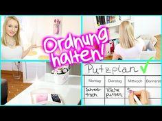 Tipps und Tricks zum Aufräumen zum leicht gemacht Ordnung schaffen 05.Woche - YouTube