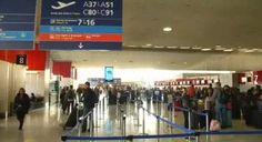 Galdino Saquarema 1ª Página: Greve de controladores cancela centenas de voos na França