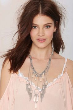 8 Other Reasons Dream Catcher Necklace | Shop What's New at Nasty Gal