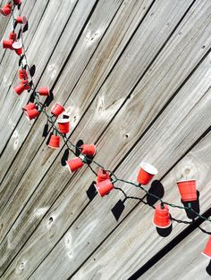 Redneck chapelet de lumières ~ fête des lumières.