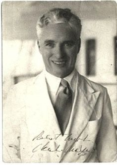 Charlie Chaplin - 1936.