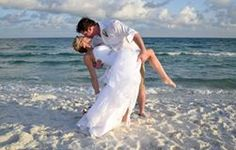 Simple Destin Wedding Photography Sample