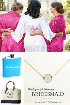 Bridesmaid Gifts   Personalized Bridesmaids Gifts Ideas 8534c7dd4