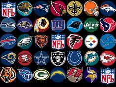 I Love NFL Football....