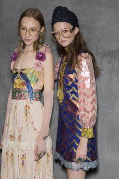 Gucci @ Milan Fashion Week SS16 #milanfashionweek #springsummer #gucci