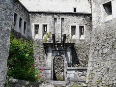 Lourdes château