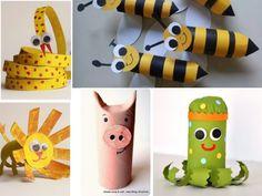 130 Ideas Para Maquetas Escolares Maquetas Escolares Manualidades Manualidades Rollo Papel Higienico