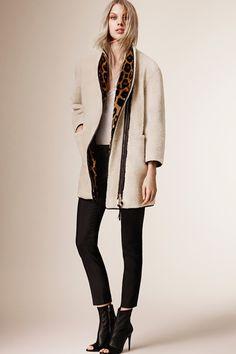 Sfilata Burberry Prorsum Londra - Pre-Collezioni Autunno-Inverno 2015-16 - Vogue
