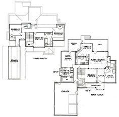 106-1276: Floor Plan Main Level   Martis Camp, Lake Tahoe ...