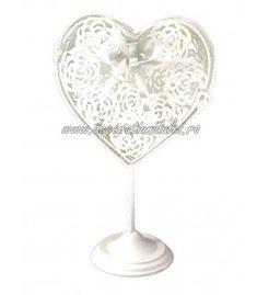 Suport inima, cu picior inalt Martini, Tableware, Glass, Embroidery, Dinnerware, Drinkware, Tablewares, Corning Glass, Dishes