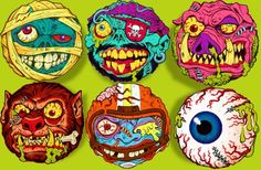 toys Madballs, I actually had a couple of these? Not sure why coukd have been I had all boy cousins & I was the only girl for a while 1980s Toys, Retro Toys, Vintage Toys, Sweet Memories, Childhood Memories, Graffiti, Right In The Childhood, Nostalgia, Old School Toys