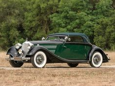 1938 Mercedes-Benz 320 Cabriolet A at Monterey RM auction this summer. You can lease it through Premier. Apply online for auction pre-approval. #MercedesBenz #LeaseAMercedesBenz #MontereyAuction