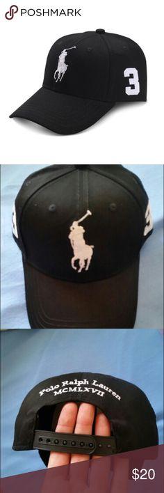 Big Horse Polo SnapBack Baseball Hat Big Horse style polo SnapBack baseball hat. Nice hat! Accessories Hats