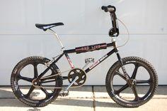 AWESOME Redline MX-2 II Restored BMX OLD SCHOOL - GT, JMC, Hutch, CW, Schwinn #Redline