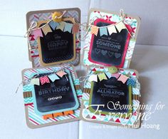 Something for Everyone!: Stampin' Up See Ya Later and Banner Occasion & Sale-A-Bration Sneak Peek