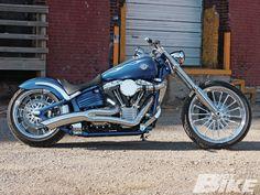 2008 Harley Davidson Rocker Photo 2