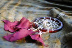 Amber Wind Bracelet Dreamcatcher