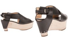 Totally digging these funky + cool platform sandals by the always amazing 3.1 Phillip Lim.