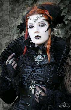 Exhilarating Jewelry And The Darkside Fashionable Gothic Jewelry Ideas. Astonishing Jewelry And The Darkside Fashionable Gothic Jewelry Ideas. Gothic Steampunk, Victorian Gothic, Steampunk Fashion, Goth Beauty, Dark Beauty, Tribal Fusion, Dark Fashion, Gothic Fashion, Style Fashion