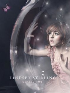 Shatter Me - Lindsey Stirling   This album is my new favorite thing! Really amazing, great music, and powerful. Love!