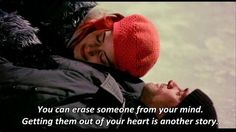 eternal sunshine of the spotless mind quotes - Pesquisa Google