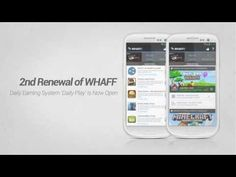 WHAFF Rewards Android Apk İndir » Android Apk Hilesi | Hileli Android Oyun İndir