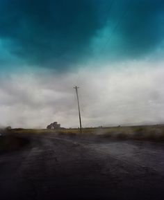 Todd Hido, #3621, 2008. Chromogenic print, from A Road Divided Series, 27 November – 21 December, 2009