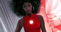 Marvel has given Iron Man a dramatic makeover in the comics world unveiling a new incarnation of the the beloved character - she's a scientifically-gifted teenager named Riri Williams… who also happens to be black.  Williams is set to assume the Iron Man mantle in Brian Michael Bendis's 'Invincible Iron