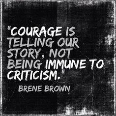 businesscoaching, lifecoaching, karrierecoaching, Brene Brown, Courage, Critics