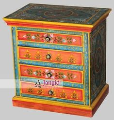 15 best indian painted wooden furniture images indian furniture rh pinterest com