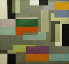 socialclaustrophobia: Franciska Clausen (Danish, 1899 –1986), Penture Murale, 1930via tollosebio-stuff