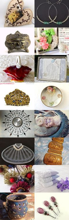 Sunday Lovelies by Julie Sumerta on Etsy--Pinned with TreasuryPin.com