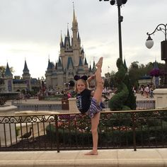 The most magical place in the world #cheerleading #cheer #Disney #wildwildlove #junglecats #junior4 #jerseywild by cheergirlmadelyn