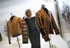 Wardrobe Of The Tsars On Display In London