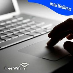 Wi-Fi available in public areas and guest rooms at hotel Mediteran #Ulqin #Ulcinj  #vacation #summer2017 #stayconected