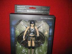 Final Fantasy VII Movie Advent Children Play Arts Yuffie Kisaragi action figure