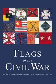 The regimental, battery, or company set of colors was more than simply a unit…