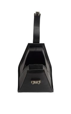 Soft Leather Triangle Bag by J.W. Anderson for Preorder on Moda Operandi