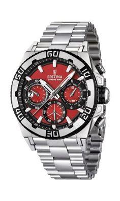 62f1c0bf923e Men s Wrist Watches - Mens Watch Festina Chrono Bike F166588 Tour de France  2 Years Warranty